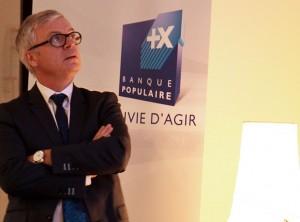 Dominique Garnier, Directeur Général BPACA
